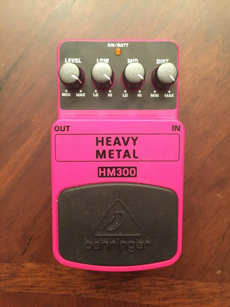 The Best Guitar Pedals For Metal: Our #1 Picks For 2020
