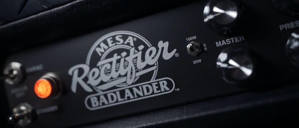 Mesa Boogie Badlander: A NEW Legendary Metal Machine For 2020
