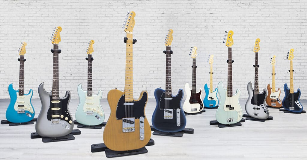 Fender Guitar Sales in 2020 are INSANE: More People Playing Guitar During Pandemic