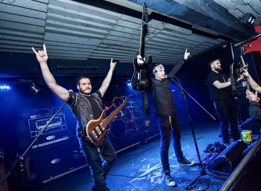 SINARO Interview: One Of My Favorite New Bands In 2020!