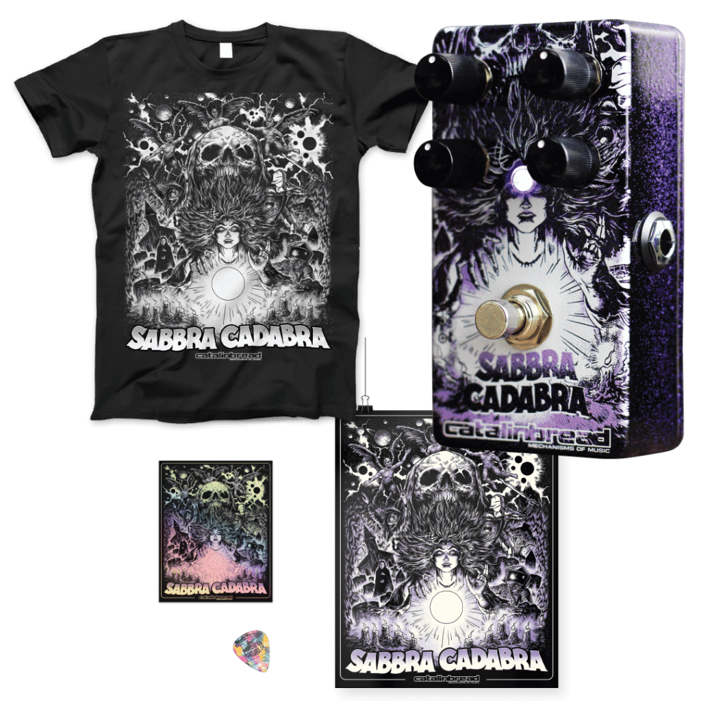 Catalinbread Sabbra Cadabra: A Deadly Special Edition Overdrive For 2020