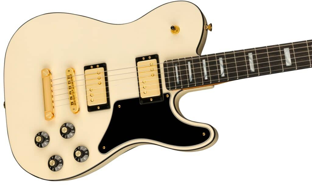 The New Fender Triple Trouble: The 2020 Telecaster From Another Universe!