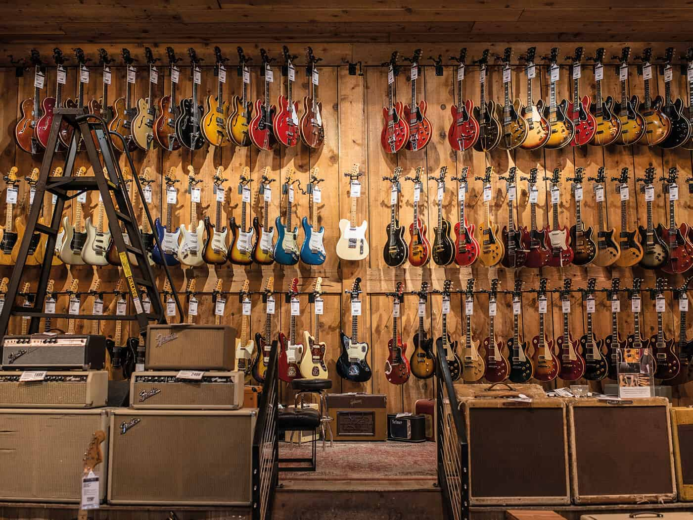 Guitar Center died, but the guitar isnt dead— These