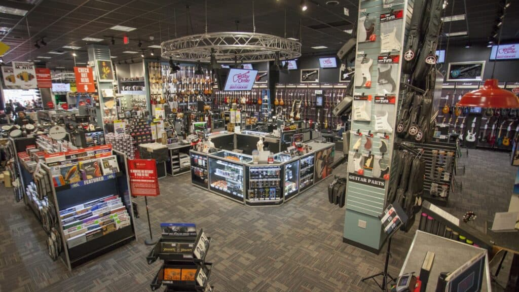 Guitar Center Bankruptcy: 2020 Restructuring Indulgence and Future Gravity.