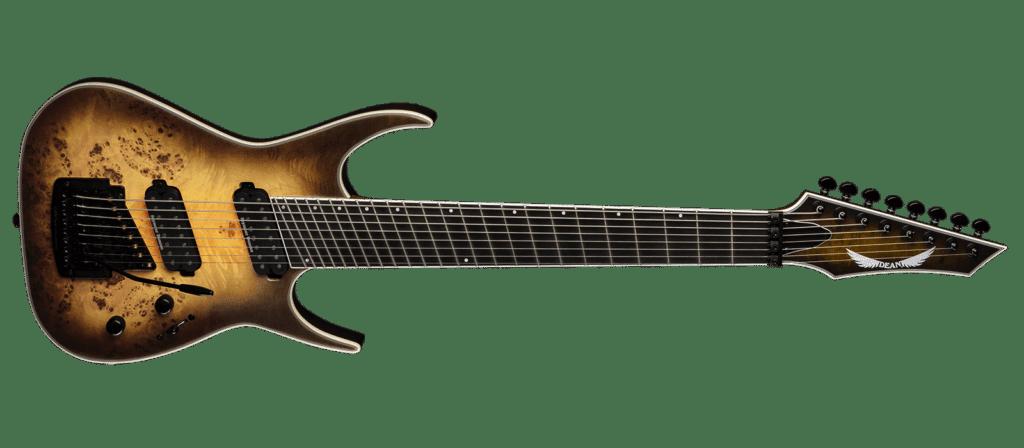 Dean Guitars 2021 lineup