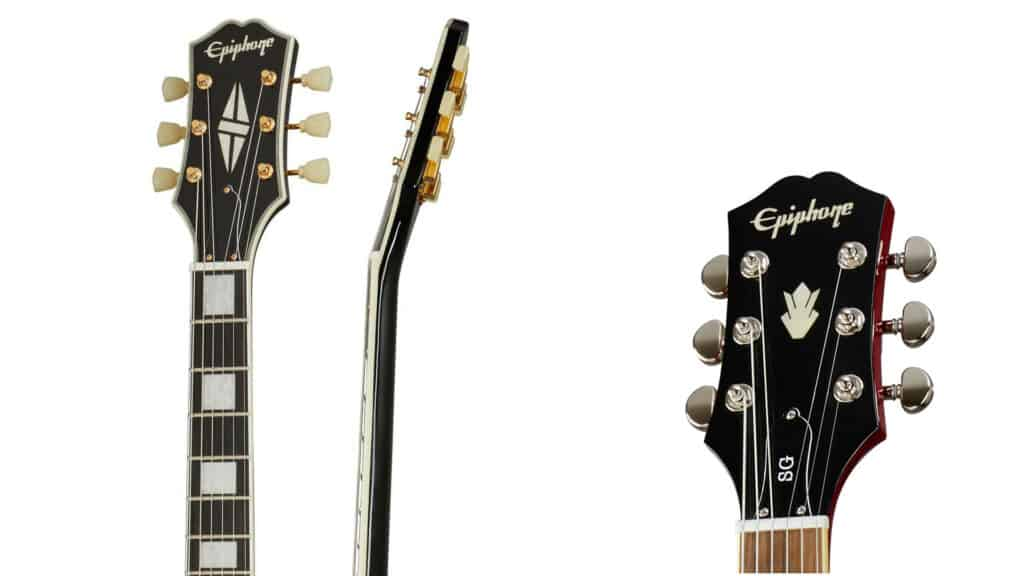 Epiphone SG Standard Vs Epiphone SG Custom: What's The Difference?