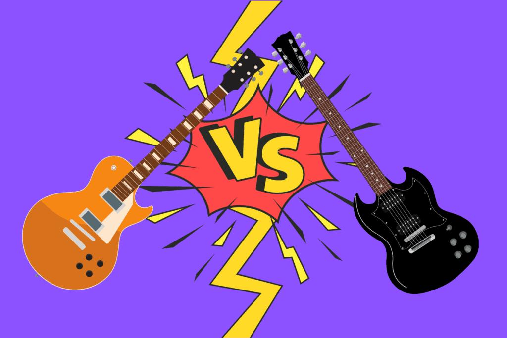 Epiphone SG vs Epiphone Les Paul
