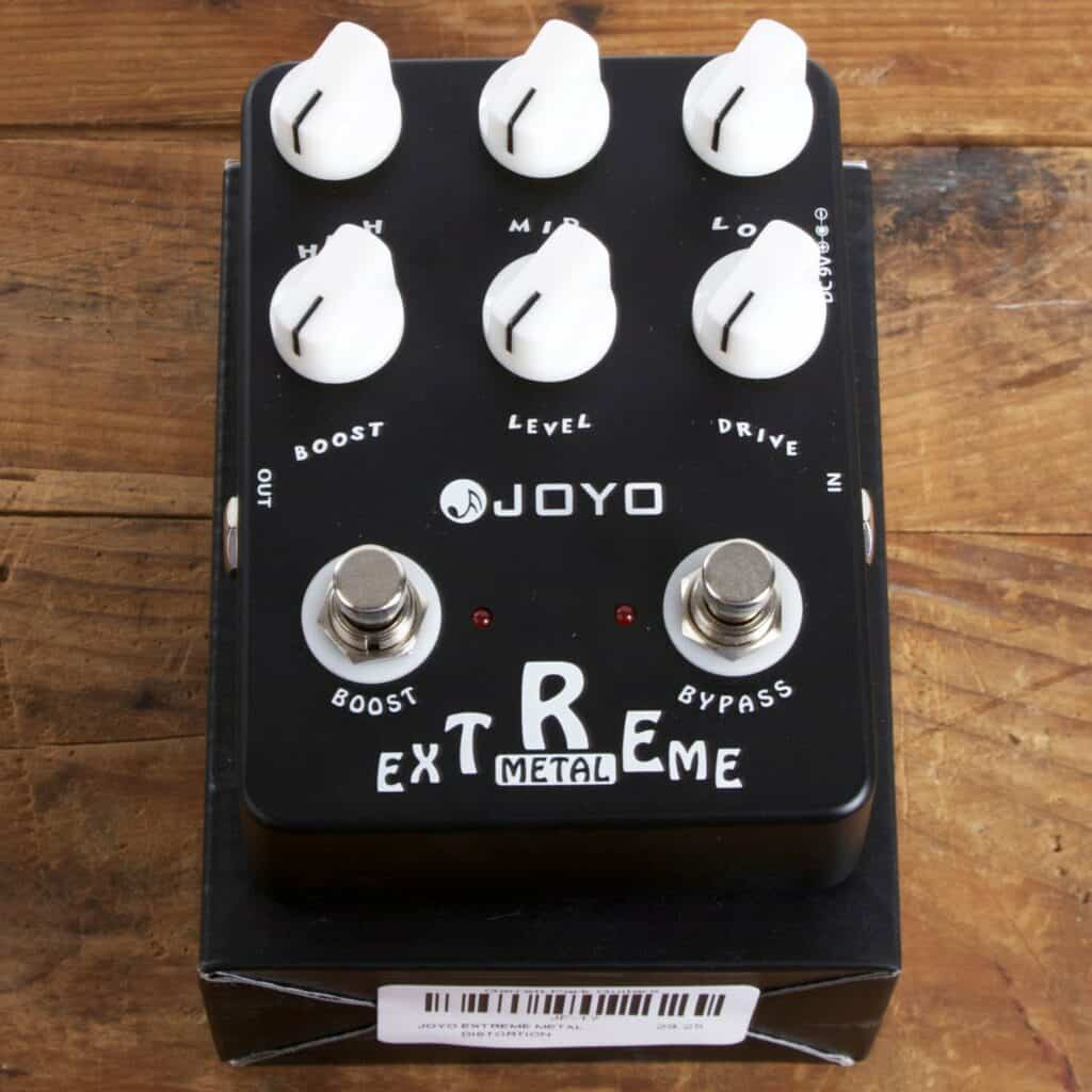 Best Distortion Pedals For Beginners: My #1 Picks For 2021