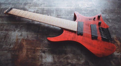 The Top 5 Extended Range Guitars For 2021: Going Surprisingly Low!