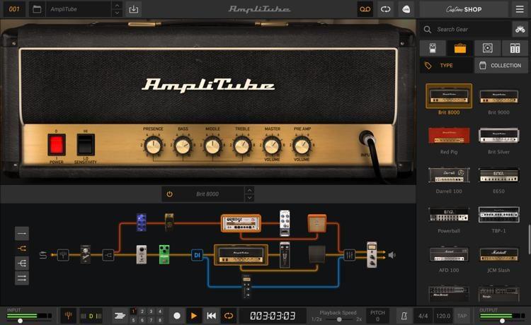 expensive amp simulators