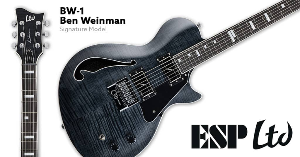 The Top 5 Guitars With A Factory Installed Evertune Bridge: The Newest Models For Pros!