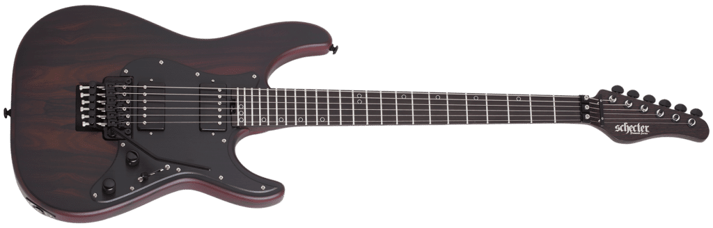 New Schecter SVSS Exotic Models: Finally A New, Beautiful Model For 2021!
