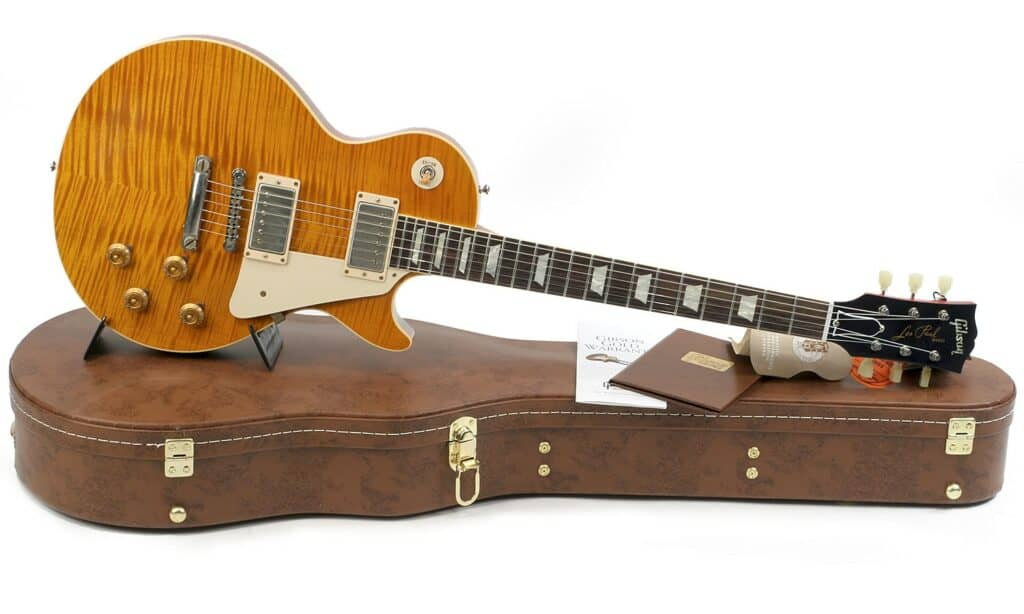 Jimmy Page's Favourite Guitar is Exactly What You'd Expect It To Be...