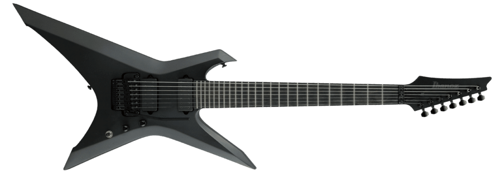 Ibanez Iron Label 2021: The Xiphos and Iceman Return In Their Most Brutal Forms!