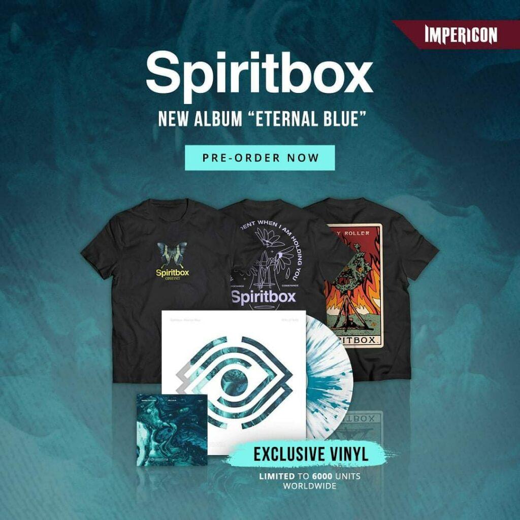 "Spiritbox ""Eternal Blue"" Review: Heavy In Fiery High Definition"
