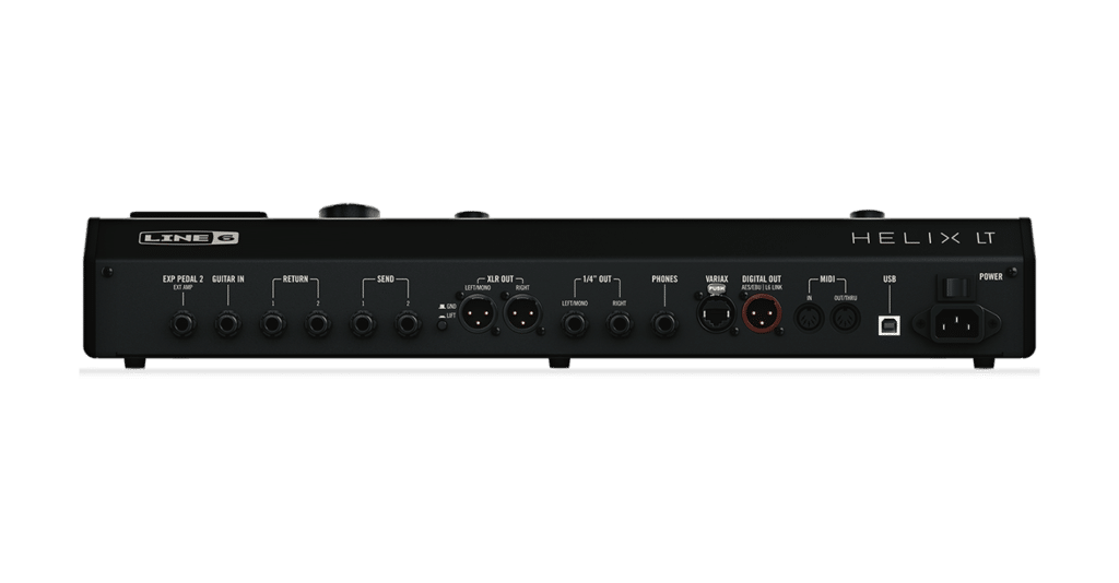 Line 6 Helix LT Reviews: The Awesome Makeover That The Helix Needed!